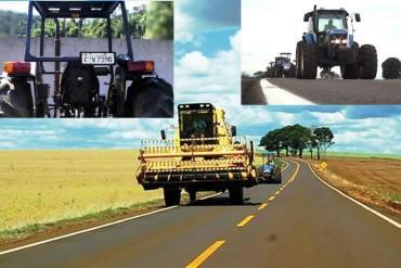 Máquinas Agrícolas de Santa Catarina continuam isentas de IPVA em 2015